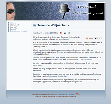 Terrebel site screenshot