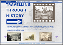 European Library Exhibition - Travelling Through History